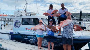 Predator Fishing Tours